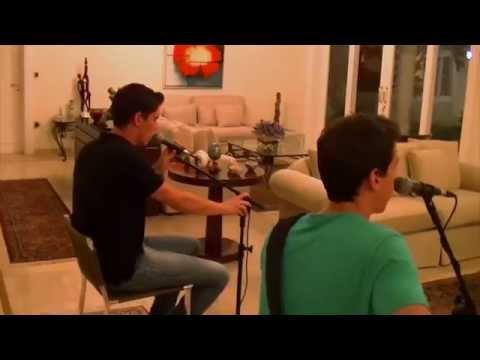Get Lucky / Planos Impossíveis (Daft Punk - Jads e Jadson) por Evandro e Juninho