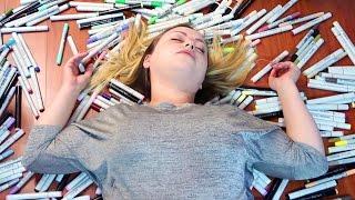 MY STRANGE ADDICTION - Copic Markers