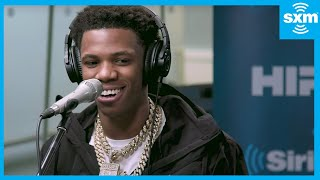 "A Boogie wit da Hoodie performs ""Look Back At It"""