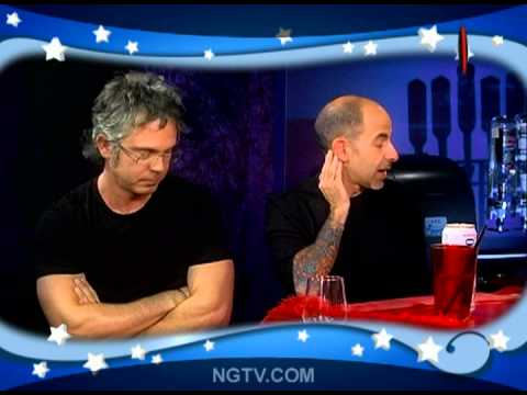 David S. Goyer & Brannon Braga on FlashForward Pt.1 of 2