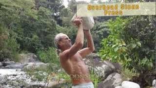Dr. Doug Fitness Stunts, Amazing Raw Vegan Athleticism