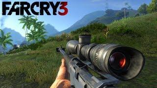 Sortie bien saignante sur Far Cry 3 !