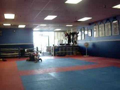 Pankration Training Image 1