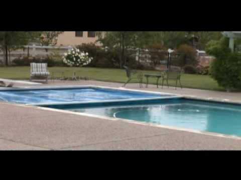Aquamatic Hydramatic Automatic Swimming Pool Safety Cover Youtube
