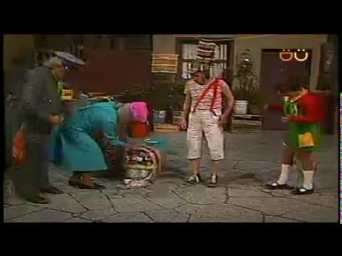 CHESPIRITO 1984- El Chavo del Ocho- Las groserías de los adultos- parte 1