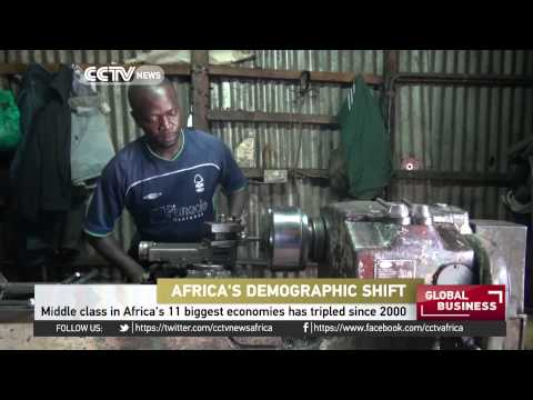 Africa's growing population to stimulate economic growth