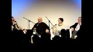 Tuncel Kurtiz - Şevval Sam - Ahmet Boyacıoğlu - Siyah Beyaz Film Söyleşisi