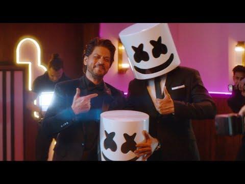 Marshmello x Pritam - BIBA feat. Shirley Setia & Shah Rukh Khan (Official Music Video) thumbnail