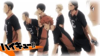 Haikyuu!! - Opening and Ending Full