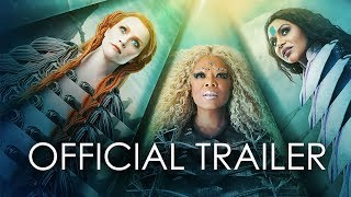 A Wrinkle in Time Official US Trailer by : Disney Movie Trailers