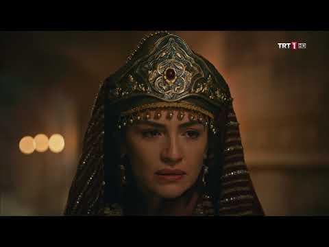 Diriliş Ertuğrul 107.Bölüm Mahperi,Sultan Alaaddin'i öldürmeyi planlıyor.