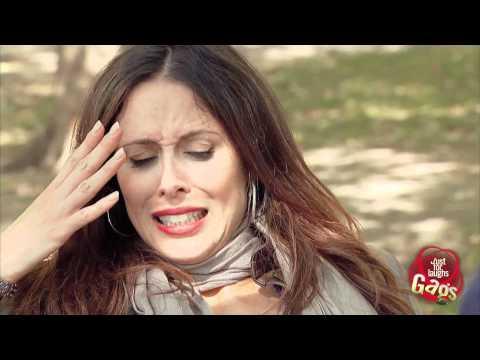 JustForLaughsTV - Cracked Ankle Prank
