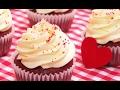 Cupcakes Red Velvet | Fáciles y Deliciosos