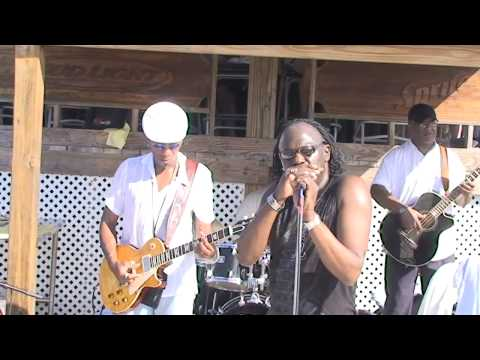 Joe Louis Walker&Todd Sharpville LRBC 2010 Halfmoon Cay Part 1