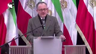 Speech by Senator Ryszard Majer; Warsaw Summit, Free Iran Rally, Feb  13