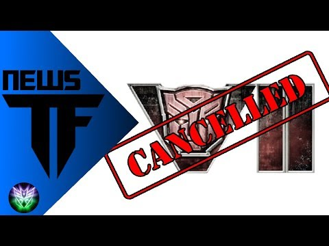 FUTURE TRANSFORMERS MOVIES CANCELLED!  :(  [TF News]