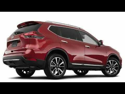 2020 Nissan Rogue Video