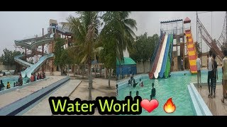Water World Park Karachi Tour | Picnic 2k18 Water World Park Karachi | Karachi Water World Park