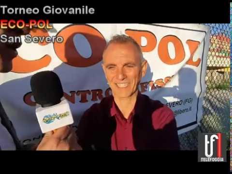 VIDEO: Torneo Eco-Pol di San Severo, le immagini e le nostra interviste