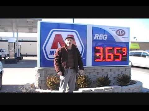 High gasoline prices in Morton Grove, IL