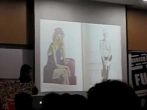 James Jean @ ADMU Talk - 2012 (Early life & Art School)