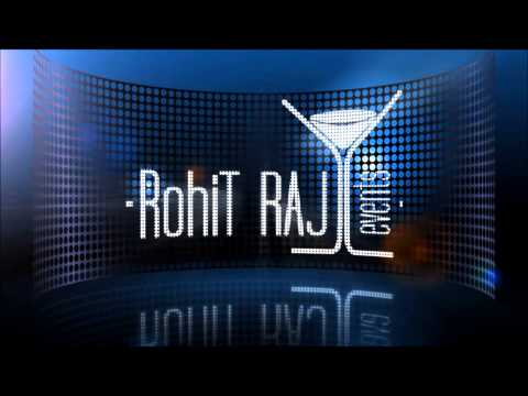 Rohit Raj Events - Intro Video video