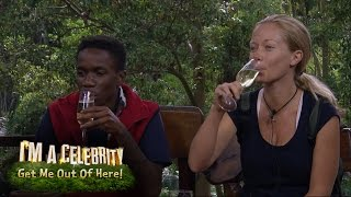 Kendra And Tinchy Leave The Jungle | I'm A Celebrity...Get Me Out Of Here!