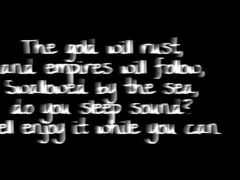 Young Guns - Everything Ends lyrics video