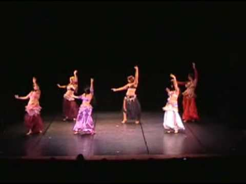 Escola de Dança Carla Cecílio - Modern Belly Dance