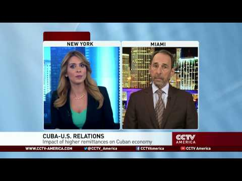 Jose Azel of University of Miami discusses future of Cuba economy