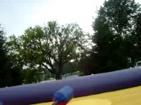 JOUSTING AT RAVENS TRAINING CAMP {MSB}