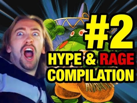 HYPE & RAGE COMPILATION November 2012 by Maximilian