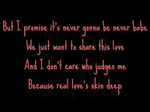 My Baby by Auburn Lyrics