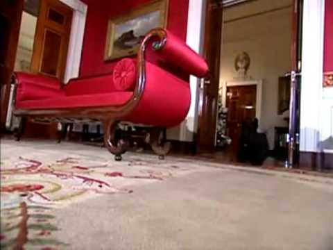 President George W Bush And His Dog Video