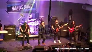 Nrees Xyooj (Hands Band) - Kuv Yuav Handsome (LIVE) Minnesota 2017