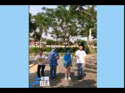 Iklan Aqua Menarik Smkn1 Kab.tangerang video