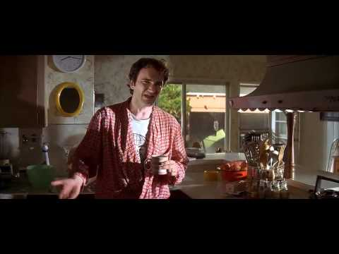 """Classic Quentin: Pulp Fiction """"The Jimmy Situation"""" HD"""