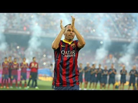 Barça 2014/15 presentation