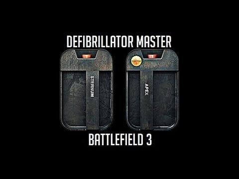 Убийства с дефибриллятора-Battlefield 3