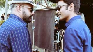 Dhanush dual role in Enai Nokki Paayum Thotta