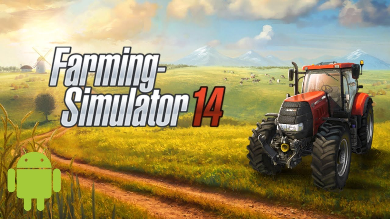 Farm Farming Simulator Farming Simulator 14 Android