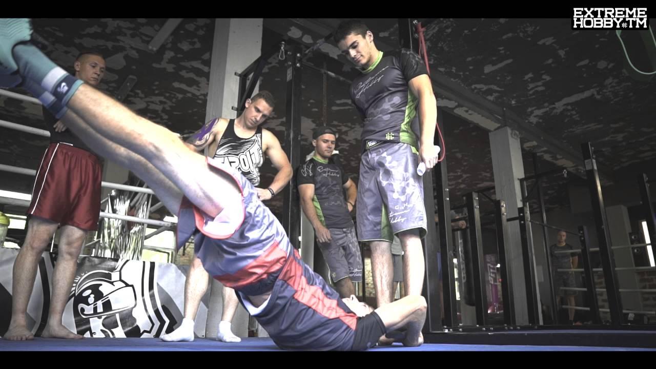 Extreme Workout ! Czyli Dynasty Workout w Klubie Sportowym Pretorium.
