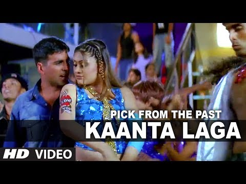 Pick From The Past: Kaanta Laga | Mujhse Shaadi Karogi | Akshay Kumar video