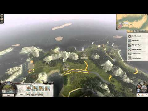Total War Shogun 2 HD Otomo Campaign Part 3 Nanban Welcom