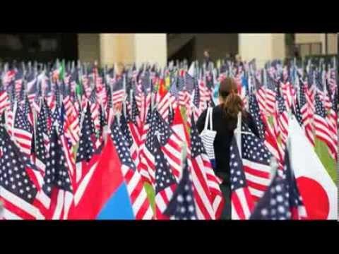 Valencia College 9/11 Memorial on Osceola Campus