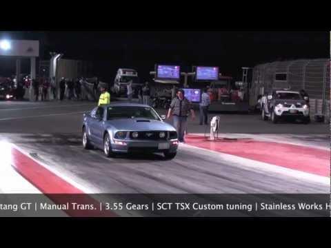 Meezer 2006 Mustang GT - 12.66 @ 107.93 mph