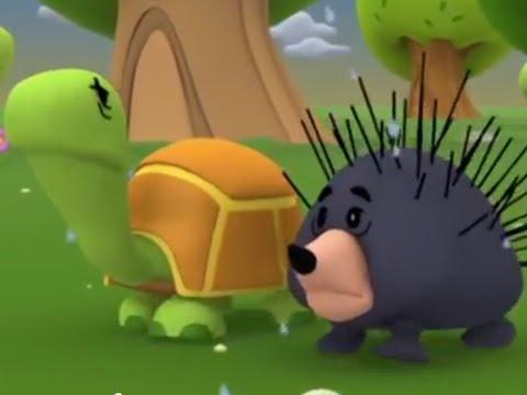 МУСТИ - лучшие мультфильмы - Летняя гроза