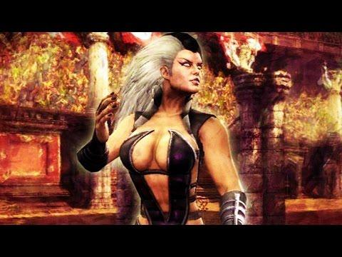 Mortal Kombat X Gameplay - Sindel Gameplay?!? (pc 60fps 1080p) video