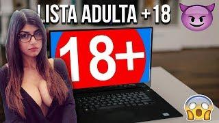 LISTA I.P.T.V ADULTA+18 COM +2000 CANAIS ATUALIZADA 2018