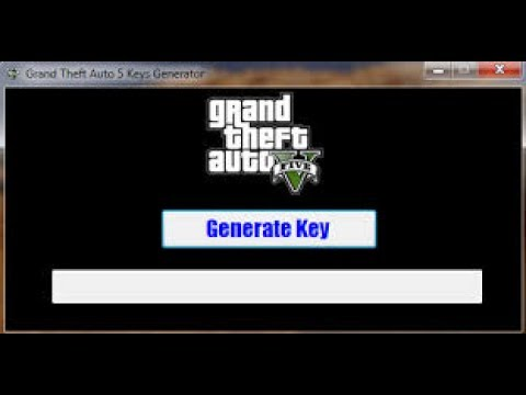 GTA 5 Activation Key Download No Survey For Pc 2016